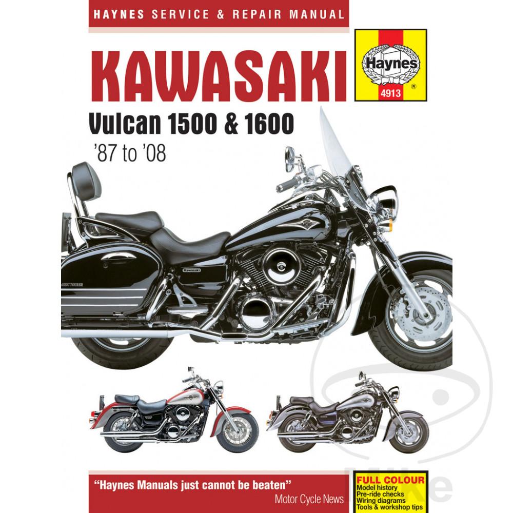 Reparatur Anleitung Kawasaki Reparatur ...
