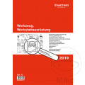 WORKSHOP EQUIPMENT CATALOGUE 2017 GERMAN LANGUAGE