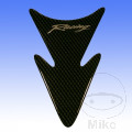 Tankprotektor racing Mini Arrow 154X98 mm