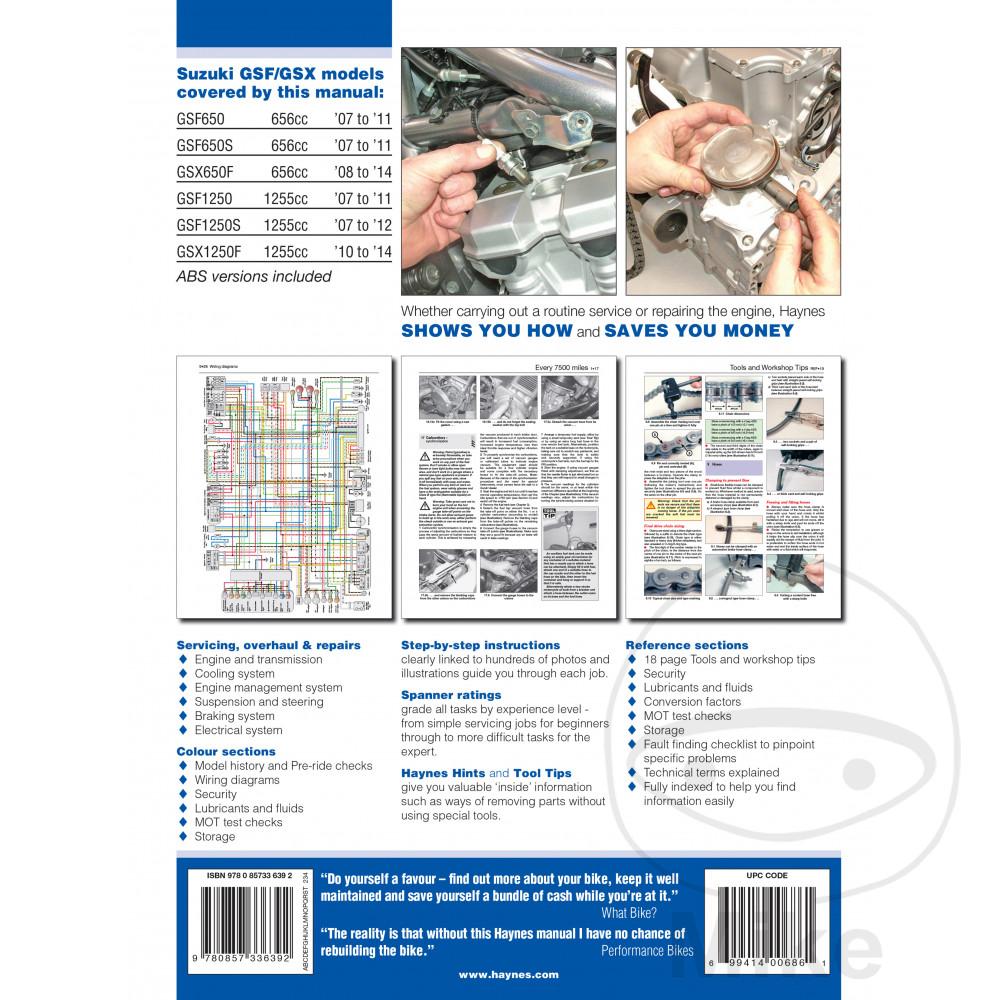 Sentinel Motorcycle Haynes Service Repair Manual 4798