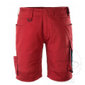 Shorts Mascot Größe 58 RED/BLACK