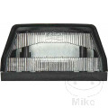NUMBER PLATE LIGHT VW T4 LT1 BLACK 24V