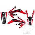 BLACKBIRD RACING DREAM 4 STICKER KIT Honda