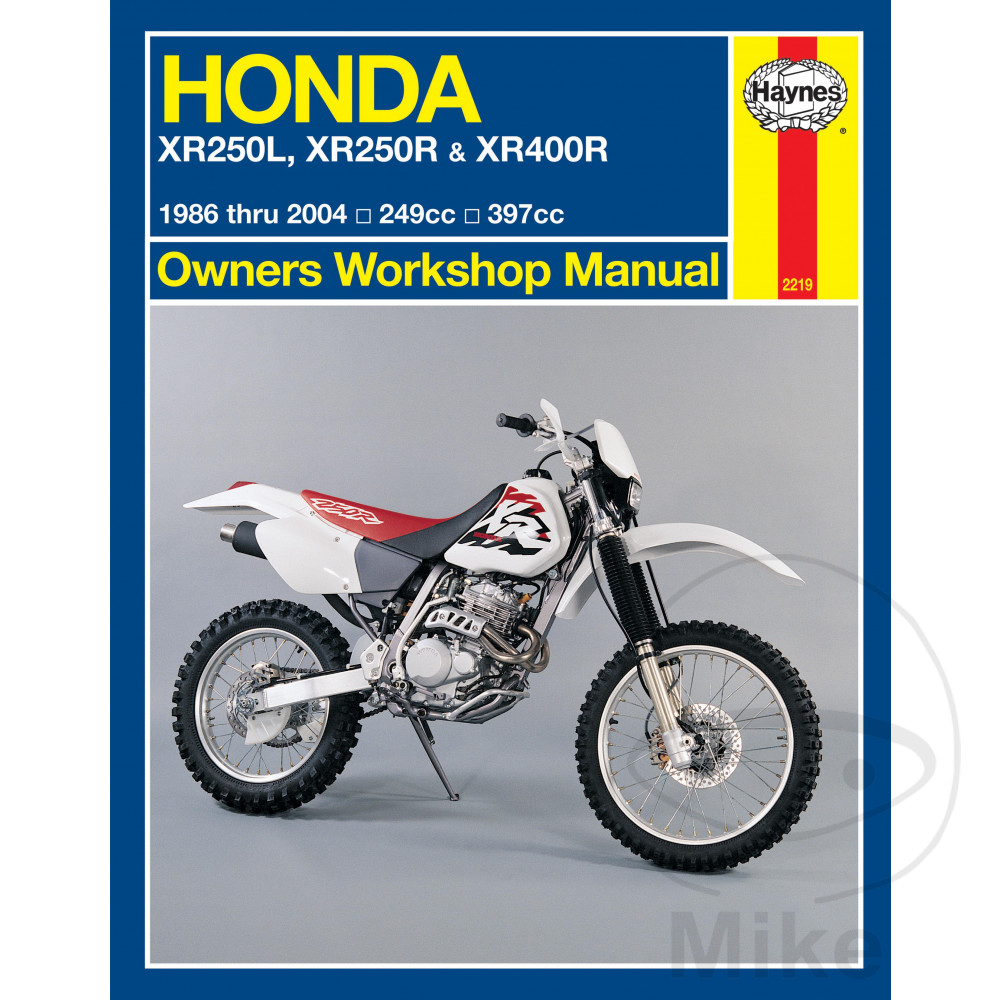 Sentinel Motorcycle Haynes Service Repair Manual 2219
