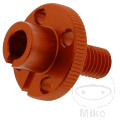 CABLE ADJUSTER JMP M10 ALU ORANGE