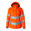 Jacke Winter Mascot Größe L orange