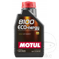 ENGINE OIL 0W30 4-STROKE 1L MOTUL SYNTHETIC 8100 ECO-NERGY