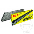 DID X-RING CHAIN 525VX3/108 OPEN CHAIN WITH RIVET LINK