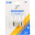 BULB 12V21W BA15S CT TWIN BLISTER PACK PREM 1597749