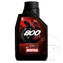 2-Takt-Motoröl 1 Liter Motul synthetisch 800 FL Road Racing