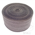 SILENT SPORT EXHAUST INSULATION WRAP 15M X 50MM GREY