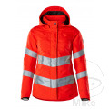 Jacke Winter Mascot GR3XL rot