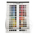 FARBTONKARTE Wasserbasis GT MIXING COLOUR CARD MIXING COLOUR CARD