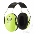 EAR DEFENDER PELTOR FOR KINDER 27DB NEONGRUEN