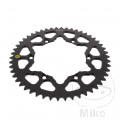 REAR SPROCKET ALU 50 TOOTH PITCH 520 BLACK SIT INNER DIAMETER 134 BOLT SPACING 150