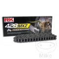 RK STD CHAIN 428MXZ/106 OPEN CHAIN WITH SPRING LINK