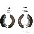 BRAKE SHOES REAR SET KNOTT 200X30MM WESTF PKW ANH
