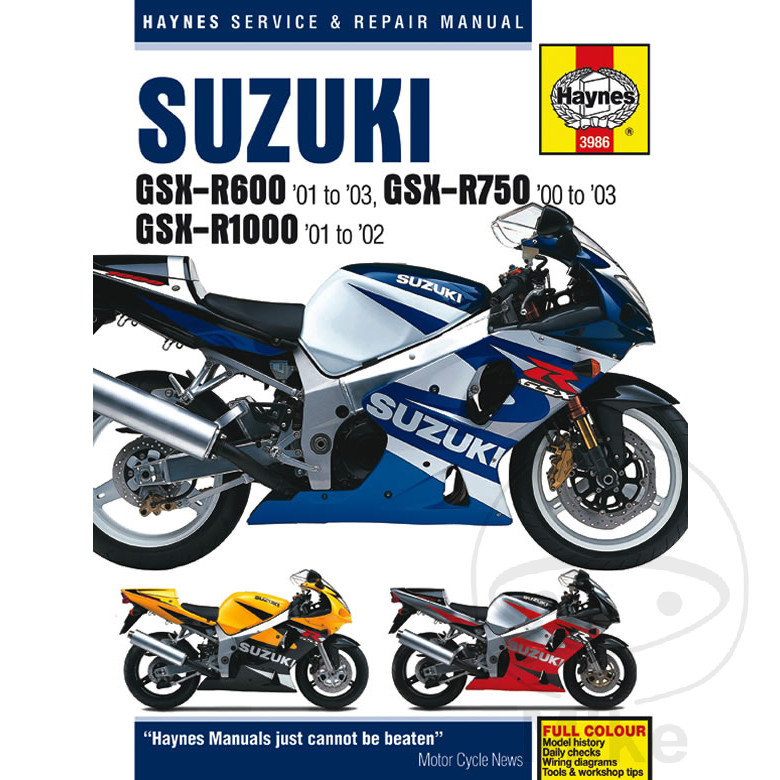 Wiring Diagram 2003 Gsx R1000 - Wiring Diagram Perfomance on