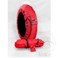 CAPIT TYREWARMER SUPREMA RED Front 120/17 Rear 200/16-17´´