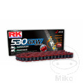 RK XW RING CHAIN RT530GXW/112 OPEN CHAIN WITH RIVET LINK