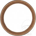 COPPER SEALING WASHER 12.0X16.0X1.5 10 PIECES