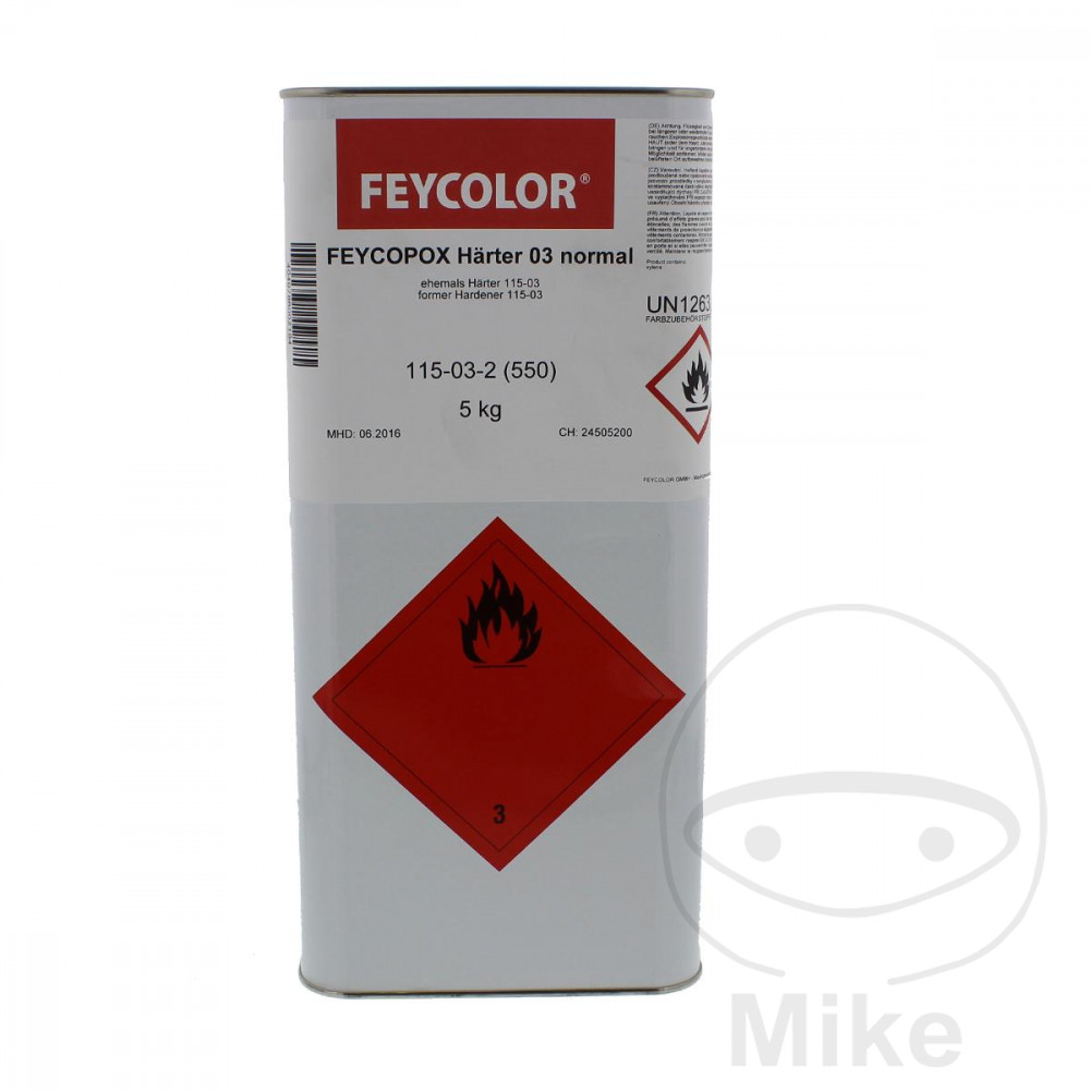 härter 03 normal 5000g feycopox für ep-metallgrundierung | motomike