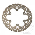 BRAKE DISC RAC TRW RIGID