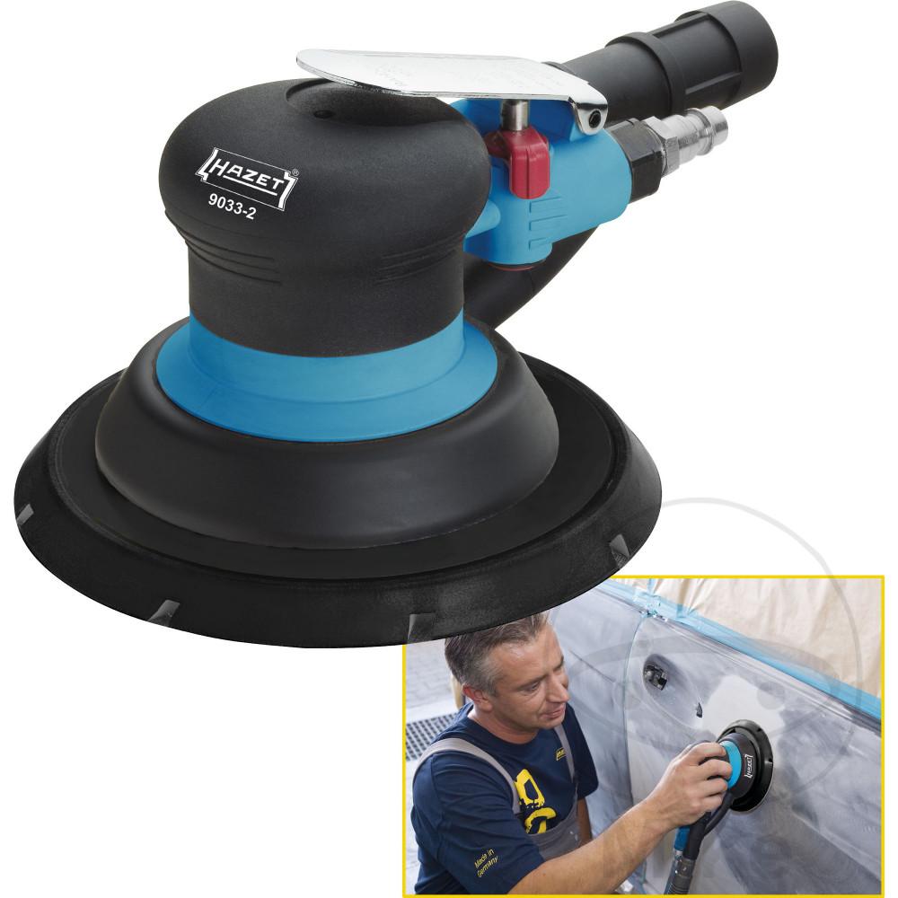 exzenterschleifer 150 mm 9033-2 pneumatisch 5 mm hub   motomike