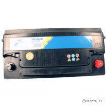 autobatterie 12v 95ah cartechnic jmp 1543057 uniparts. Black Bedroom Furniture Sets. Home Design Ideas